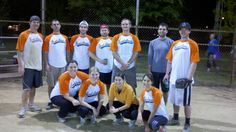 @AnvilMedia team Foul Balls ends a 6-2 softball season with a solid 29-5 victory over @Ethology