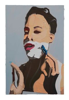 Shave by Martin Wehmer at Contemporary by Angela Li | Ocula