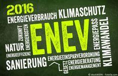 2016 wird mehr Energieeffizienz gefördert und gefordert