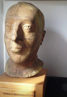 Marino Marini (Italy 1901-1980), Ritratto di Fausto Melotti, 1937. Museo Marino Marini, Pistoia, Italy.