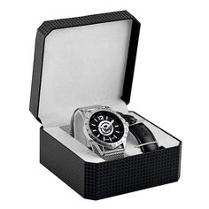 Chicago Cubs MLB Men's Cage Series Watch