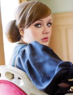 ....I want to have Adele's voice!
