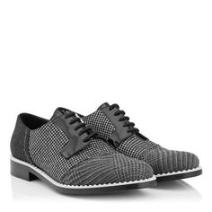 Must check the latest party shoes for boys 2019 by jimmy choo designer. These party shoes for boys are displayed with images and party shoes for men with price. Lace Up Shoes, Men's Shoes, Designer Dress Shoes, Party Shoes, Latest Dress, Black Fabric, Shoe Collection, Jimmy Choo, All Black Sneakers