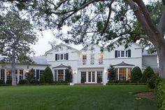 1930s Colonial - traditional - exterior - other metro - Richard Manion Architecture Inc.