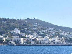 Last week our guests on Nemesis were so lucky with the wind, they were sailing to Patmos, Lipsi, Leros, Arki and Kalymnos, we love these islands :-) Image by Ellen Kosters :-)