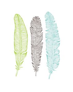 Happy Monday everyone!   Today I am giving you 5 free feather printable art prints to choose from.  All you have to do is click on the desir...