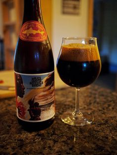 Dogfish Head 'Bitches Brew' (2012) Beer Review