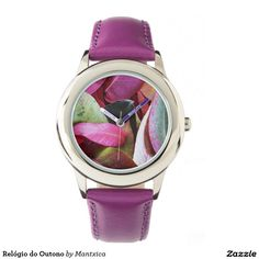 Relógio do Outono Smart Watch, Leather, Accessories, Autumn, Stuff Stuff, Smartwatch, Ornament