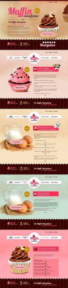Sweet Webdesign