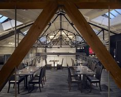Imagine These: Restaurant Interior Design | Orson | Zack de Vito