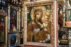 ''- Tούς χαιρετισμούς νά τούς λές 365 μέρες τό χρόνο''! Candy Art, Eye Candy, Orthodox Christianity, Pretty Pictures, Religion, Faith, Painting, Virgin Mary, Angels