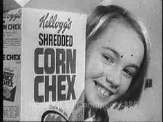 Kelloggs Chex breakfast cereal - Australian TV commercial