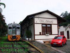 Horários e preços do Trem das Montanhas Capixabas - Turismo ferroviário