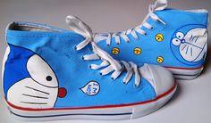 Doraemon-Sneaker-Rp 220.000