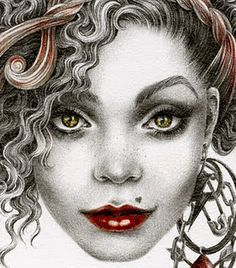 Courtney Brims -- Australian artist, inspired by victorian, ghost stories, vintage photographs, etc. Beautiful Sketches, Face Sketch, Portrait Illustration, Australian Artists, Ghost Stories, Vintage Photographs, Arts And Crafts, Artsy, Illustrations