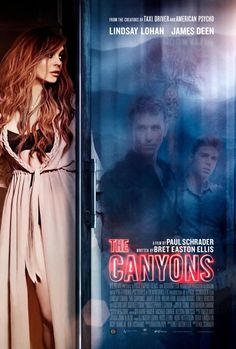 THE CANYONS starring Lindsay Lohan.