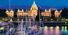 The best sightseeing tours in Victoria including Butchart Gardens! CVS Tours offers assorted tours so you get the most out of your Victoria experience. Victoria Island Canada, Tourism Victoria, Adventure Activities, Group Tours, Vancouver Island, British Columbia, The Places Youll Go, Photo Credit, Skyline