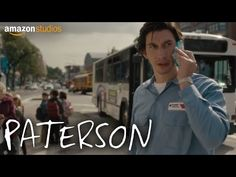 Paterson – Official US Trailer | Amazon Studios - YouTube