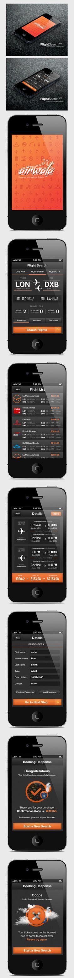 Daily Mobile UI Design Inspiration #24
