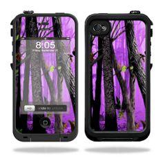 Protective Vinyl Skin Decal Cover for LifeProof iPhone 4 / 4S Case Sticker Skins Purple Tree Camo MightySkins,http://www.amazon.com/dp/B00EAYIYZU/ref=cm_sw_r_pi_dp_QnWltb1FCQEHSX8M