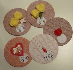 manuamano: ..la mamma è sempre la mamma.. 9 And 10, Coasters, Scrap, Kids Rugs, Paper, Home Decor, Mary, Children, Girls