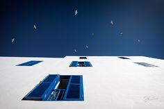 Blue Mogador by Riccardo Maria Mantero