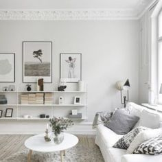 Scandinavian Living Room Designs I am not absolutely sure if you have noticed of a Scandinavian interior design. Decor, Living Room Inspiration, Room Inspiration, Home And Living, Home Living Room, Interior, Dream Decor, House Interior, Room Decor