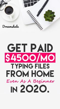15 Companies that offer Home-Based Transcription Jobs - Dreamshala Ways To Earn Money, Earn Money From Home, Make Money Fast, Way To Make Money, Make Money Online, Online Work From Home, Work From Home Tips, Typing Jobs, Typing Skills