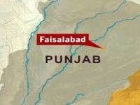 Faisalabad: 17 injured in accidents