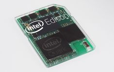 Move over, Raspberry Pi: Intel debuts SD card-sized computer   We all know that wearable computers will need to be small and Intel has obliged by unveiling Edison, a new computer housed inside and SD card that has built-in Wi-Fi connectivity and that can support multiple operating systems. Intel CEO Brian Krzanich said that the goal of Edison is to give wearable computing manufacturers a go-to option when they need a computer to power their devices