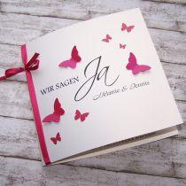Kartenmanufaktur Arndt, Hochzeitseinladungen, DIY Hochzeitskarten,  Pocketfolds, Menükarten, Tischplan Hochzeit   KartenKollektion