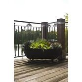 Found it at Wayfair - G365 Mobile Garden Table