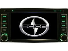 """Newegg.Com - Scion tC 2005-2011 In-Dash Double-Din 6.5"""" Touchscreen LCD Multimedia Navigation System Radio Mp3 iPod Aux SD USB CD DVD"""