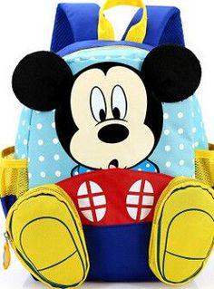 Mickey Kids Backpack