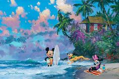 disney art images | James Coleman - Disney Sanatçısı James Coleman Resimleri - Resimi