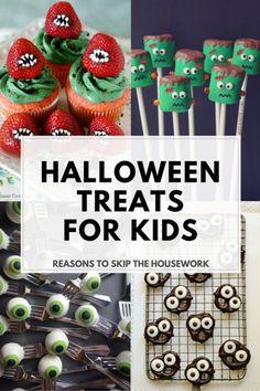 These Halloween Trea