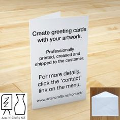 Greeting Card and Postcard Promotion