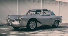 1954 Glöckler-Porsche 356 Coupé Der älteste Carrera aller Zeiten? Nur sieben Glöckler Porsche wurden jemals gebaut und nur dieses Fahrzeug als Coupé. !!! One of a Kind !!!