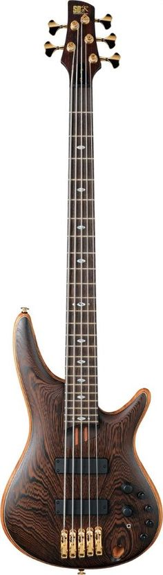 Ibanez Bass Guitar by Eva