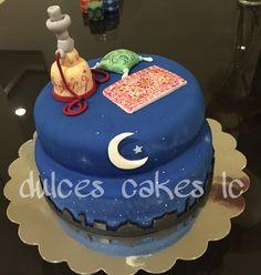 By Ligia Arabic cake