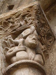 Colegiata de San Pedro, en Cervatos  | Cantabria | Spain