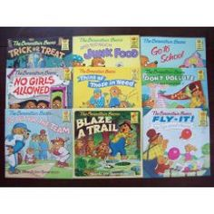 The Berenstain Bears!!  #kids #books