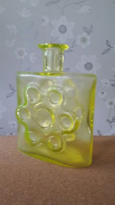 Candleholders, Finland, Vases, Scandinavian, Glass Art, Perfume Bottles, Retro, Beautiful, Design