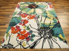The Woodstock rugs collection features popular retro and modern classical designs in stunning contemporary colourways. Retro Floral, Floral Rug, Duck Egg Rug, Modern Rugs Uk, Teal And Grey, Garden Architecture, Buy Rugs, Woodstock, Colours