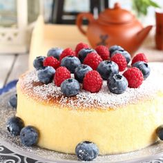 Try this Japanese Cheesecake or cotton cheesecake recipe for a super fluffy, light-as-air and heavenly cheesecake you will ever make.