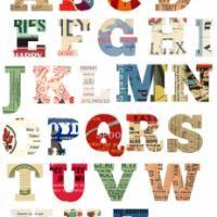 DIY Printable Letters