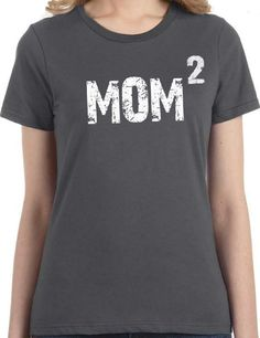 b77ec82c4 MOM 2 Shirt Baby Pregnancy New Mom T Shirt Awesome Gift for | Etsy Mothers  Day
