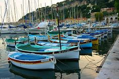 French Riviera by Susan Williams