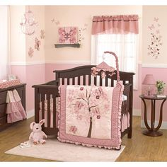 Baby Reminds Me Of Cherry Blossoms I Love Cocalo Emilia Crib Bedding Set Babies R Us