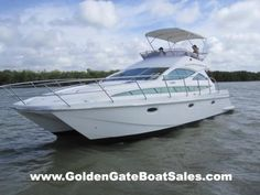 2004, 42' STEALTH 420 SC     Twin 2011 Diesel Yanmar 480HP Turbo Diesels     Current Price: $195,000     VESSEL WALK-THROUGH:  If you have been searching for a large, high quality power catamaran that is extremely economical to operate, you have just found it! This one owner, clear Florida Titled, STEALTH 420 SC Hysucat power catamaran with her Yanmar 480HP Turbo Diesels and foil lift design delivers an extremely comfortable ride. Even at her fast 40 MPH cruis...
